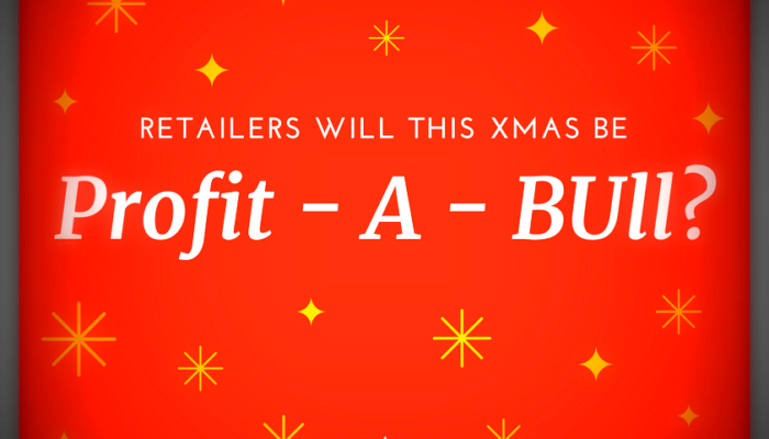 Sunshine Coast Retailers – Do You Want To Make Xmas Profit – A – Bull AGAIN?